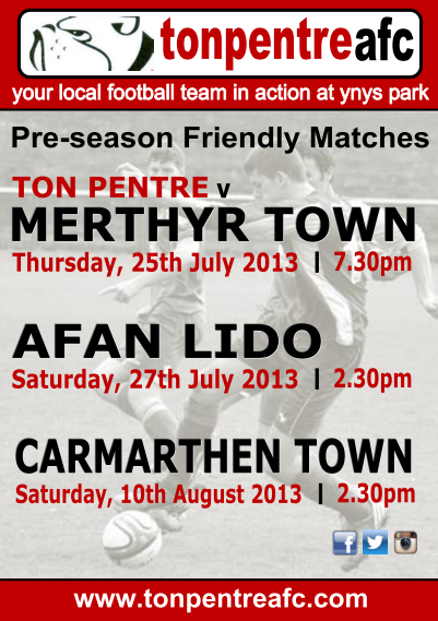 Friendly Matches 2013
