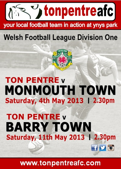 May Match Poster 2013