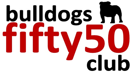 Bulldogs fifty50 club