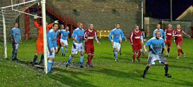 Ton Pentre last played at Ynys Park in the 0-0 draw against Cambrian & Clydach on 2nd November.