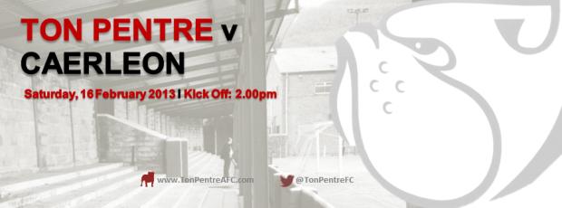 Caerleon Fixture Banner