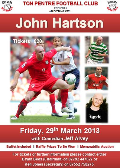 John Hatson Poster