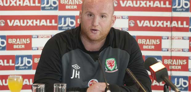 Hartson is currently part of Chris Coleman's Wales coaching staff.