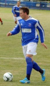Jaymie Wearn scored a hat-trick in the match.