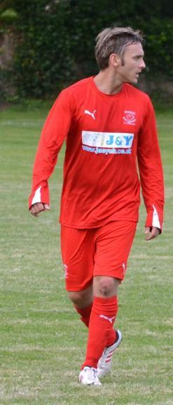 Richard Ingram scored an astonishing goal against Goytre United as the Bulldogs drew 2-2.