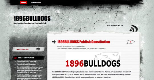 The 1896BULLDOGS have published their Constitution on their website.