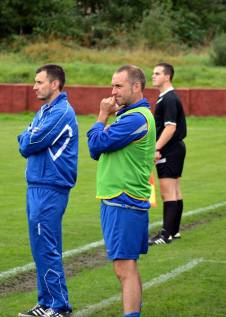 The Fairfield United management team.