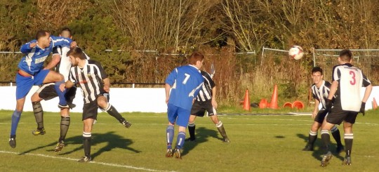 Garden Village v Ton Pentre Action