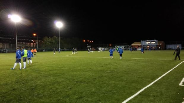 Cambrian's new 3G pitch is a fantastic facility.