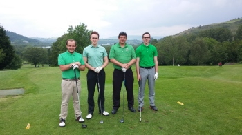 George Daly and his team.