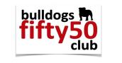 Bulldogs Fifty50 Club