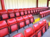 Ton Pentre AFC Seated Stand