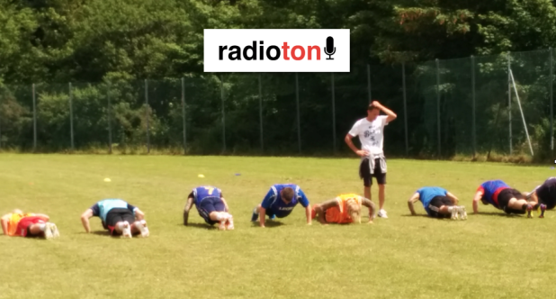 RadioTon: Preseason Training