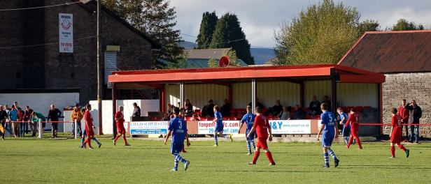Ton Pentre v Haverfordwest County - Ynys Park