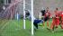 Thomas Davies scored for the Bulldogs against Caerau Ely.
