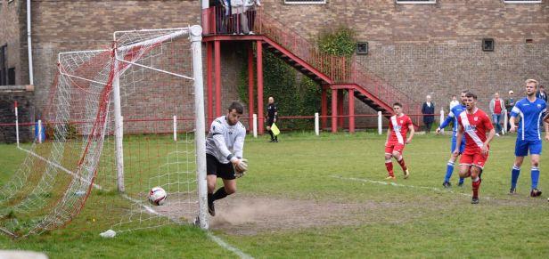 Goal v Port Talbot Town
